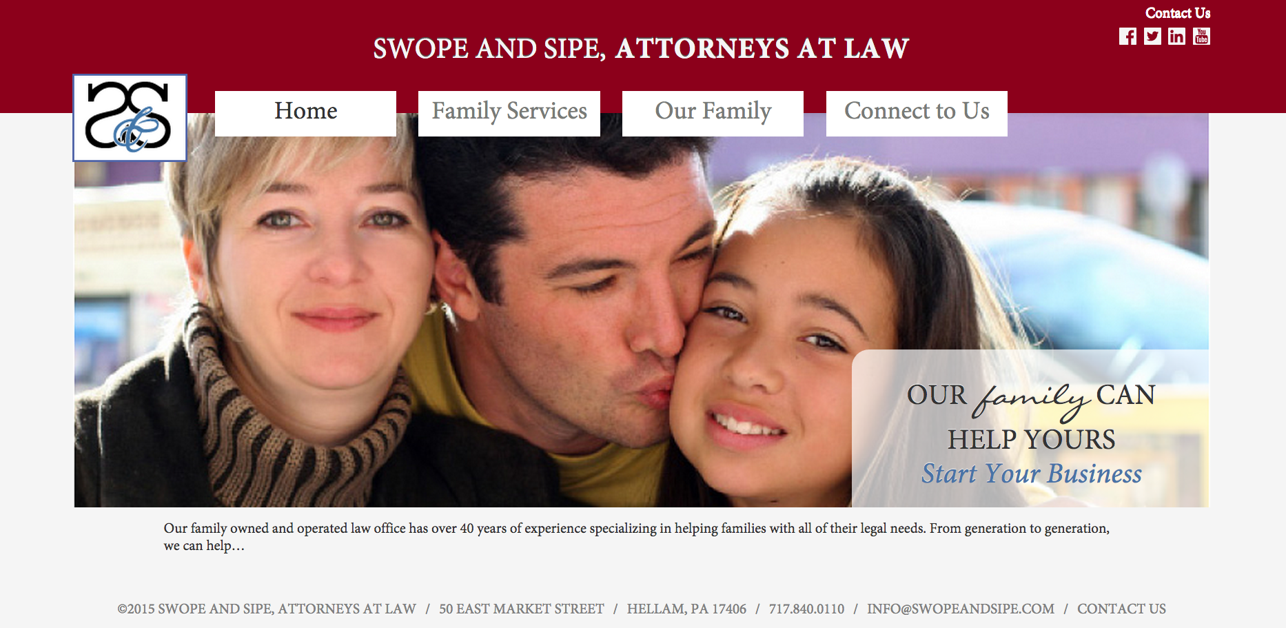 Swope and Sipe Attorney's at Law